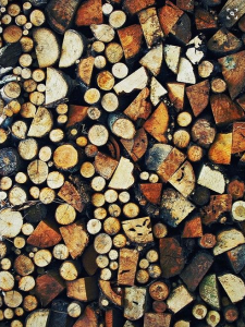 WOOD CROPPED